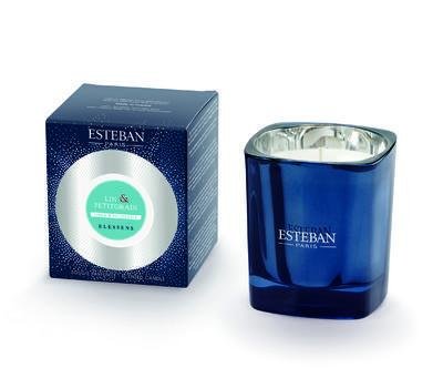 Vonná svíčka, ELESSENS - LEN, 170 G, ESTEBAN
