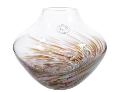 Váza swirl, 30x22cm, Kaemingk