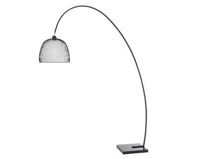 Stojací lampa, 40x165x210cm, Kaemingk