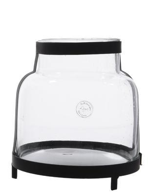 Váza z recyklovaného skla, 23x25cm, Kaemingk