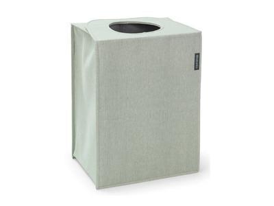 Taška na prádlo 55 l - zelený melír, Brabantia      - 1