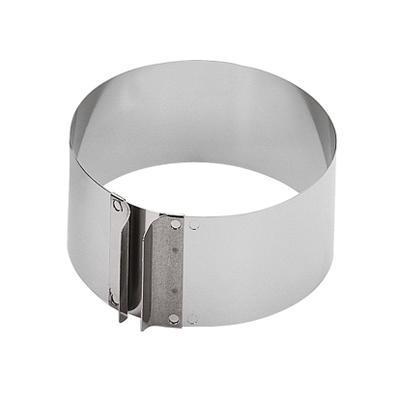 Dortový prsten, nerez,nastavitelný, Kaiser