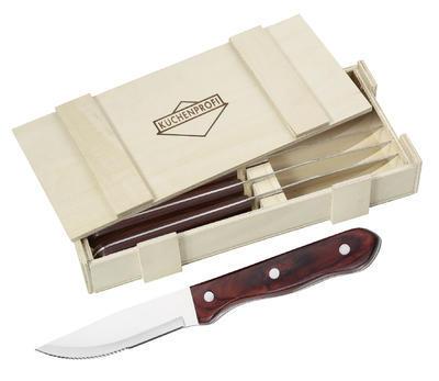 Sada 6ti steakových nožů, Küchenprofi