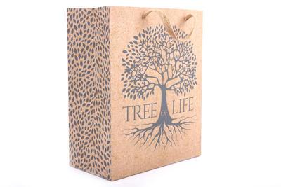 Dárková taška - Strom života, 26x33cm, Sifcon