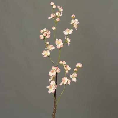 Větvička SLIVOŇ 78 cm - růžová, DPI