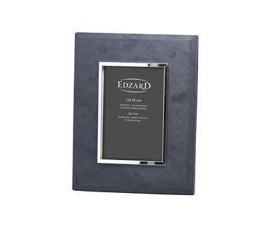 Fotorámeček RUBY 13x18 cm - šedomodrá, Edzard - 1