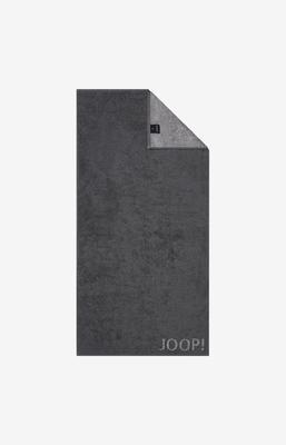 Ručník 50x100 cm DOUBLEFACE antracit, JOOP! - 1