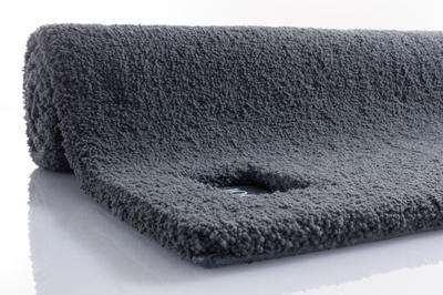 Předložka koupelnová J! BASIC 60x90 cm - anthrazit, JOOP! - 1