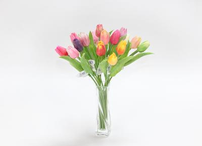 Květina TULIPÁN HOLANDSKÝ - MIX 40 cm, Paramit - 1