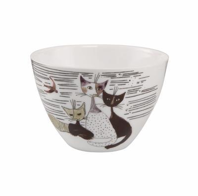 Svícen ROSINA`S CATS - Carota con amici - 7,5 cm, Goebel