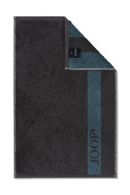 Ručník 50x100 cm  -DOUBLEFACE-INFINITY graphite, JOOP! - 1