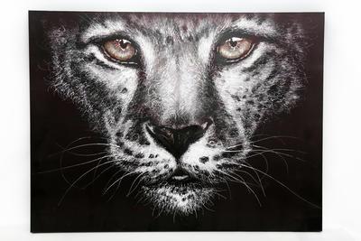Obraz LEOPARD CANVAS 120x90 cm, Sifcon