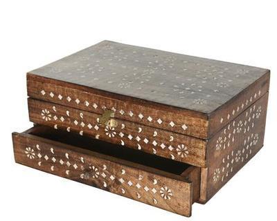 Šperkovnice, 20x13cm, Kaemingk