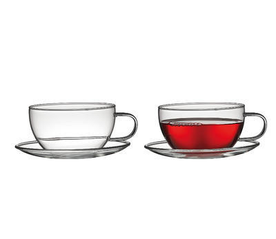 Set 2ks - Šálek a podšálek na čaj ASSAM TEA 250 ml, Küchenprofi - 1