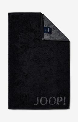 Ručník 50x100 cm DOUBLEFACE černý, JOOP!  - 1
