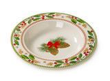 Vánoční talíř hluboký HAPPY DAYS 22 cm, Palais Royal - 1/2
