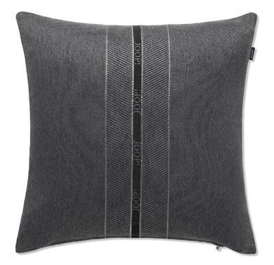 Povlak dekorační na polštář J! RIBBON 40x40 cm - anthrazit, JOOP! - 1