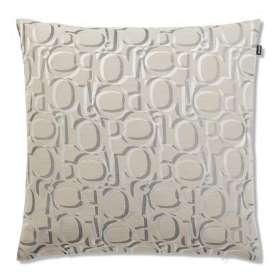 Povlak dekorační na polštář J!Ornament 50-50 beige, JOOP! - 1