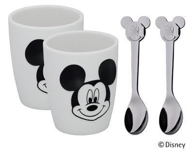 Set pro děti 4 ks Mickey Mouse - 1