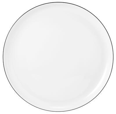 Jídelní talíř 26cm LIDO BLACK LINE, Seltmann Weiden - 1