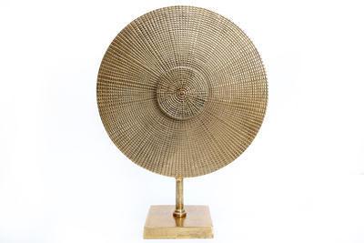 Dekorace, 47x36cm, zlatá, Sifcon