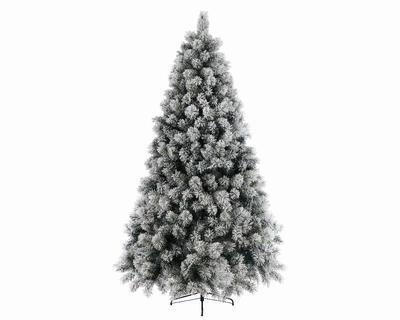 Vánoční zasněžený strom VANCOUVER, 240cm, Kaemingk - 1