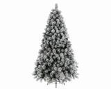 Vánoční zasněžený strom VANCOUVER, 240cm, Kaemingk - 1/2
