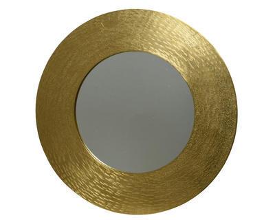 Zrcadlo o 89cm, zlaté, Kaemingk