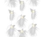 Micro LED girlanda s andělíčky, 200cm-20xLED, Kaemingk - 1/2