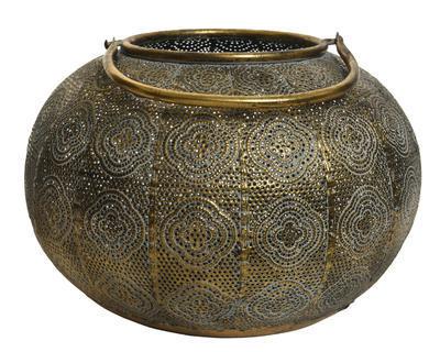 Lucerna, 31x23cm, antik zlatá, Kaemingk
