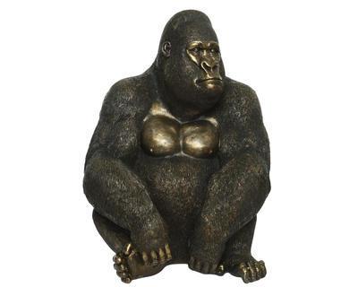 Dekorace GORILA, 40x46x61cm, Kaemingk