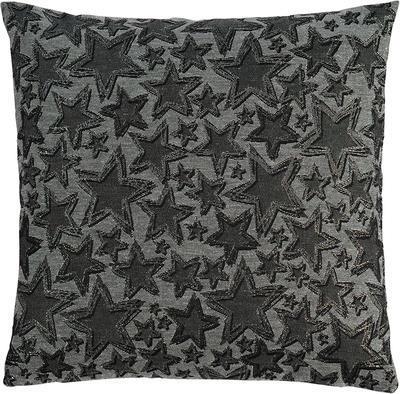 Povlak na polštář ELLINGTON 50x50 cm - graphite, Sander