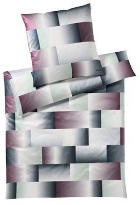 Povlečení na jednolůžko RANGE 70x90/140x200 - Silver rose, JOOP!