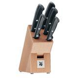 Sada nožů s blokem CLASSIC LINE, 6- dílná, WMF  - 1/2
