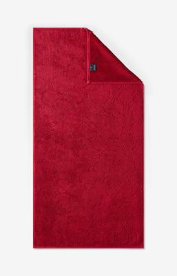 Ručník 50x100 cm UNI-CORNFLOWER rudá, JOOP! - 1
