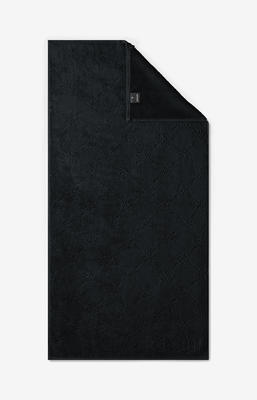 Ručník 50x100 cm UNI-CORNFLOWER černá, JOOP! - 1