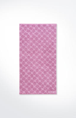 Osuška 80x150 cm CORNFLOWER růžová, JOOP! - 1