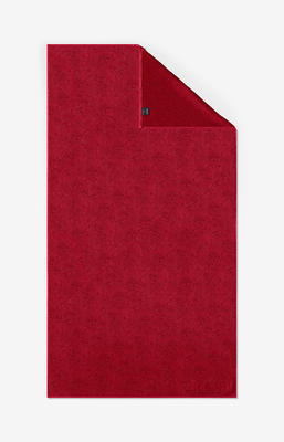 Osuška 80x150 cm UNI-CORNFLOWER rudá, JOOP! - 1