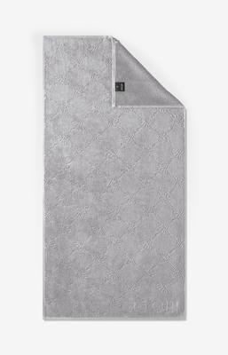 Ručník 50x100 cm UNI-CORNFLOWER šedá, JOOP! - 1