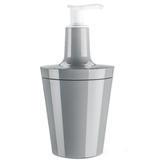 Dávkovač na mýdlo FLOW 250 ml - šedá, Koziol - 1/3