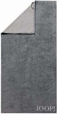 Hostinský ručník 30x50 cm DOUBLEFACE anthrazit, JOOP! - 1