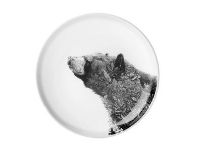 Marini Ferlazzo talíř 20 cm Asiatic Black Bear, Maxwell & Williams