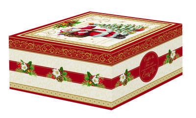 Vánoční set 3ks - Hrnek & lžička & podtácek MAGIC CHRISTMAS 250 ml, Easy Life - 2