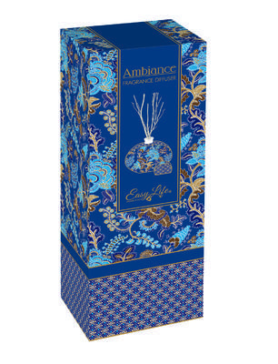 Difuzér dekorační AMBIANCE TAJ MAHAL BLUE 400 ml, Easy Life - 2
