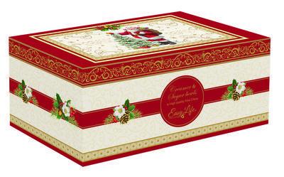 Vánoční podnos s rukojetí MAGIC CHRISTMAS 52x35 cm, Easy Life - 2