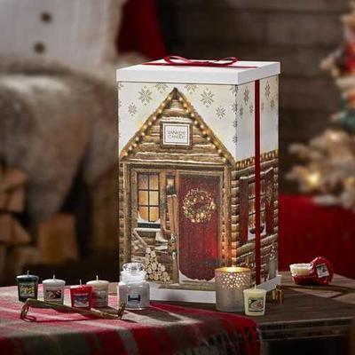 Vánoční dárková sada TOWER ADVENT CALENDAR, Yankee Candle - 2