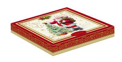 Vánoční talíř salátový MAGIC CHRISTMAS 20 cm, Easy Life - 2