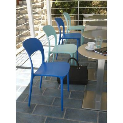 Židle bez područek GIPSY - blue marine, Bontempi - 2