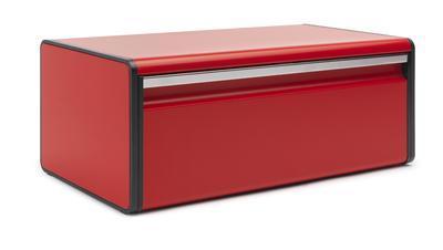 Chlebník FALL FRONT - zářivě červená, Brabantia - 2