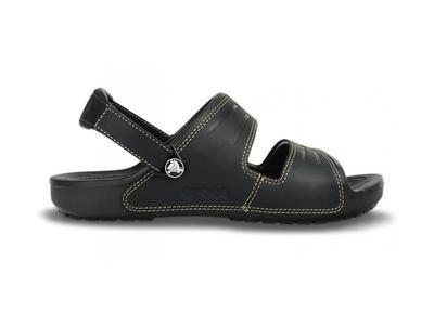 Sandály YUKON TWO-STRAP M8 black/black, Crocs - 2